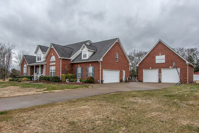 109 Abigail Ave, Murfreesboro, TN 37129 (MLS #RTC2221793) :: Team Wilson Real Estate Partners
