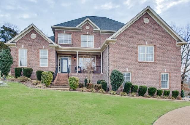 950 Pinkerton Ct, Brentwood, TN 37027 (MLS #RTC2221803) :: Village Real Estate