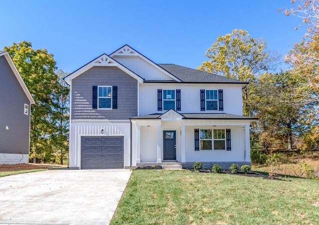 1342 Shockey Dr., Clarksville, TN 37042 (MLS #RTC2221875) :: Village Real Estate