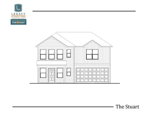2215 Yearling Dr, Spring Hill, TN 37174 (MLS #RTC2221889) :: Nashville on the Move
