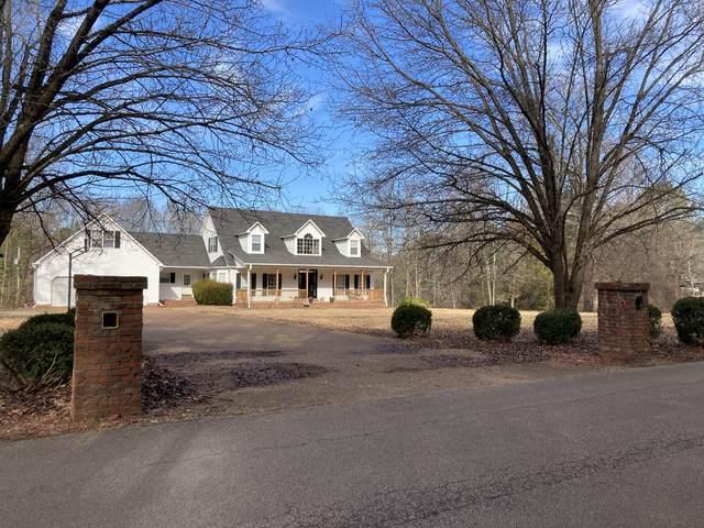 205 Twin Oaks Rd, Lexington, TN 38351 (MLS #RTC2221921) :: Fridrich & Clark Realty, LLC