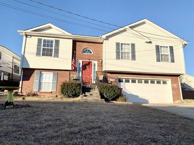 3390 Damion Dr, Clarksville, TN 37042 (MLS #RTC2221931) :: Keller Williams Realty