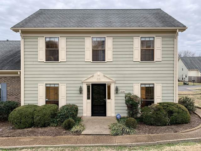 1228 Brentwood Pt, Brentwood, TN 37027 (MLS #RTC2221938) :: Morrell Property Collective | Compass RE