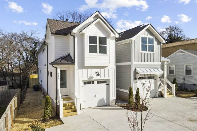 626 Eastboro Dr, Nashville, TN 37209 (MLS #RTC2221984) :: The Kelton Group
