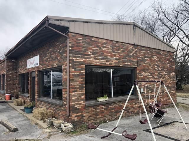 615 E Main St, Waverly, TN 37185 (MLS #RTC2222002) :: Village Real Estate
