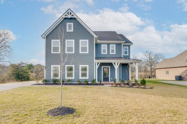119 Madison Mill Dr, Nolensville, TN 37135 (MLS #RTC2222035) :: The Milam Group at Fridrich & Clark Realty