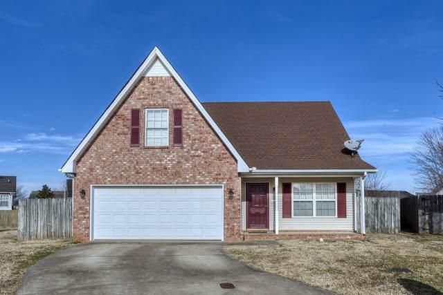 1503 Killarney Dr, Murfreesboro, TN 37128 (MLS #RTC2222065) :: Berkshire Hathaway HomeServices Woodmont Realty