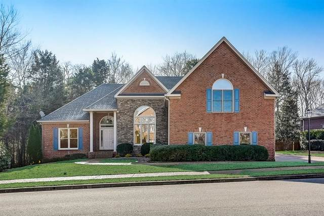 2241 Seven Points Cir, Hermitage, TN 37076 (MLS #RTC2222066) :: Village Real Estate