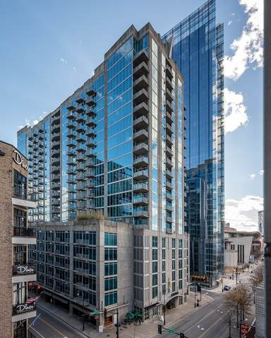301 Demonbreun St #1710, Nashville, TN 37201 (MLS #RTC2222068) :: Village Real Estate
