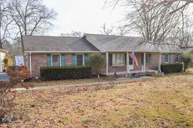 101 Kaywood Ave, Tullahoma, TN 37388 (MLS #RTC2222117) :: FYKES Realty Group