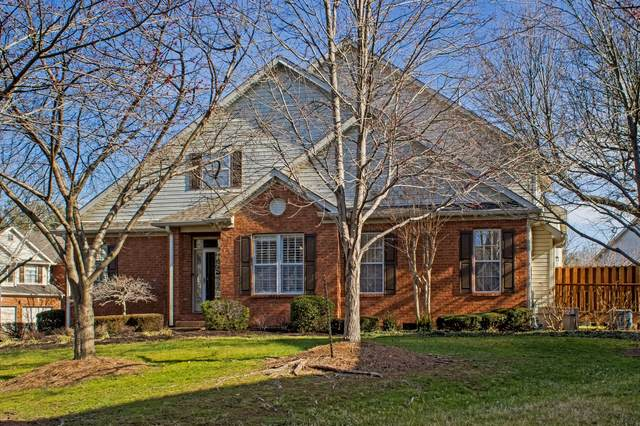 641 Old Hickory Blvd #121, Brentwood, TN 37027 (MLS #RTC2222128) :: The Kelton Group