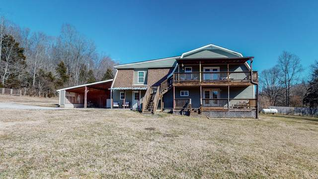 9908 Martin Fork Branch Rd, Bon Aqua, TN 37025 (MLS #RTC2222178) :: Your Perfect Property Team powered by Clarksville.com Realty