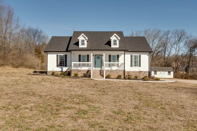 4459 Scott Hollow Rd, Culleoka, TN 38451 (MLS #RTC2222201) :: Nashville on the Move