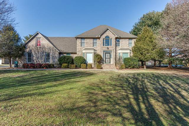 1266 Bible Crossing Rd, Winchester, TN 37398 (MLS #RTC2222208) :: Team George Weeks Real Estate