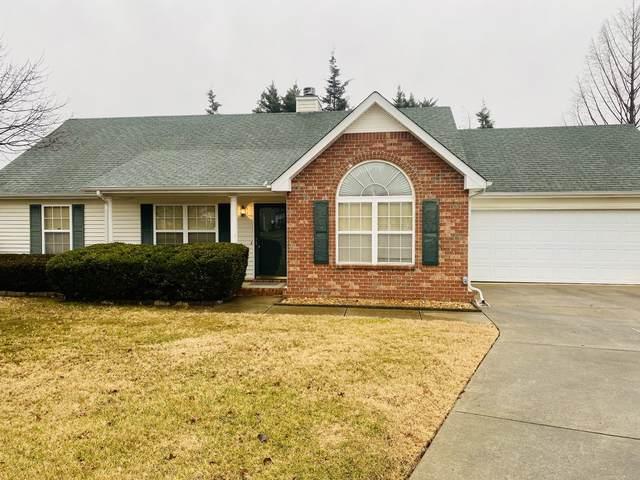2812 Weybridge Dr, Murfreesboro, TN 37128 (MLS #RTC2222213) :: Berkshire Hathaway HomeServices Woodmont Realty