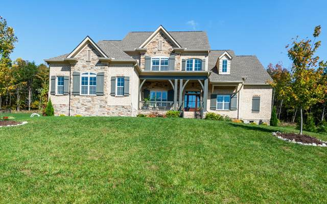 9604 Stonebluff Dr, Brentwood, TN 37027 (MLS #RTC2222228) :: Village Real Estate