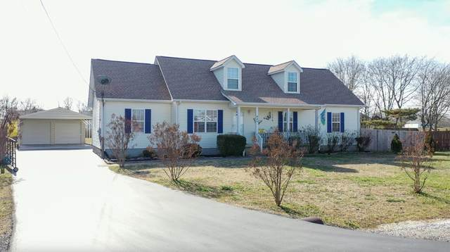 108 E Crawford Ct, Bell Buckle, TN 37020 (MLS #RTC2222236) :: Village Real Estate