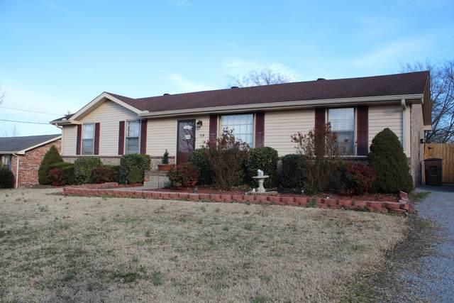 118 Overlook Dr, Hendersonville, TN 37075 (MLS #RTC2222258) :: Village Real Estate