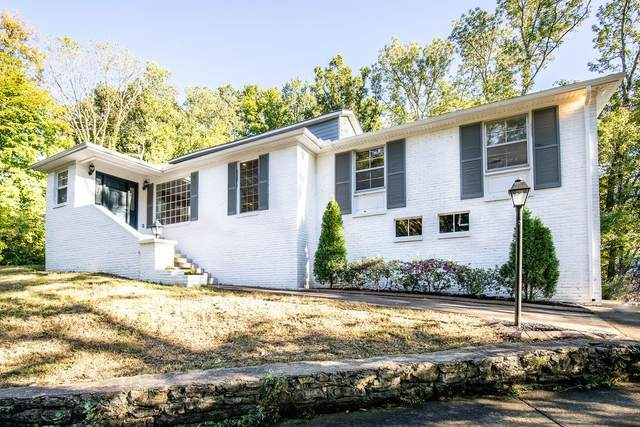 5731 Knob Rd, Nashville, TN 37209 (MLS #RTC2222272) :: Village Real Estate