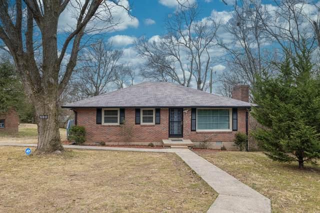 520 E Nocturne Dr, Nashville, TN 37207 (MLS #RTC2222275) :: Real Estate Works
