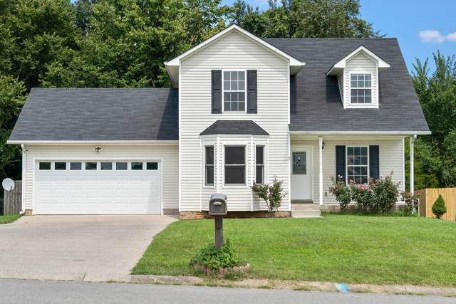 210 Grant Ave, Oak Grove, KY 42262 (MLS #RTC2222295) :: The Adams Group