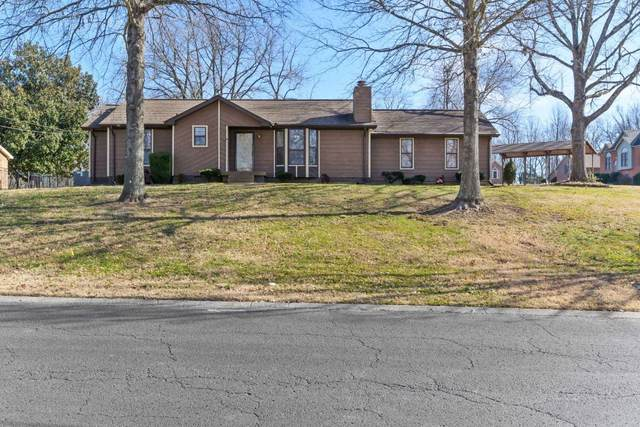 949 Wemberton Dr, Nashville, TN 37214 (MLS #RTC2222321) :: The Milam Group at Fridrich & Clark Realty