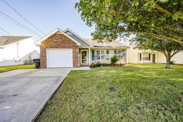 2661 Gold Valley Dr, Murfreesboro, TN 37130 (MLS #RTC2222341) :: Nashville on the Move