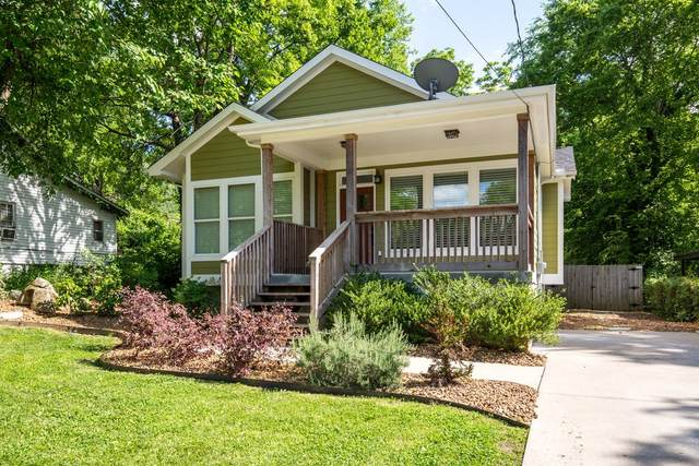1610 Cahal Ave, Nashville, TN 37206 (MLS #RTC2222354) :: Village Real Estate