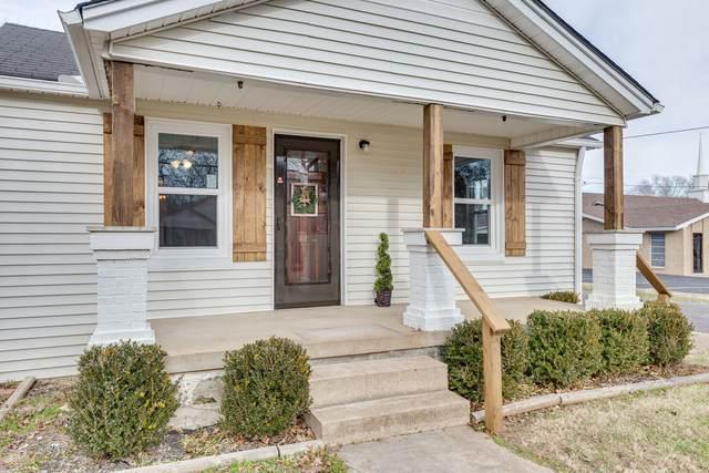508 Florida Ave, Mount Pleasant, TN 38474 (MLS #RTC2222361) :: Trevor W. Mitchell Real Estate