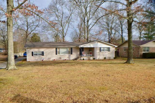 606 Westwood Dr, Tullahoma, TN 37388 (MLS #RTC2222373) :: The Huffaker Group of Keller Williams