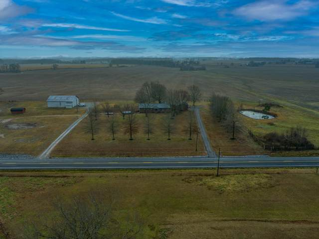 582 Turnpike Rd, Lawrenceburg, TN 38464 (MLS #RTC2222383) :: Nashville on the Move