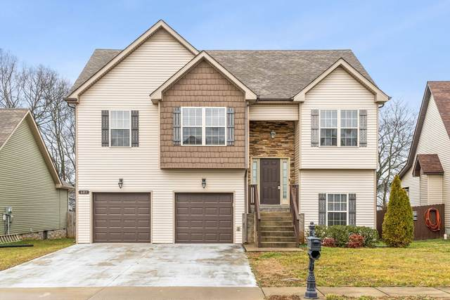 681 Fox Trail Ct, Clarksville, TN 37040 (MLS #RTC2222386) :: Morrell Property Collective | Compass RE