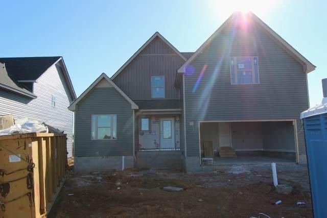 219 White Tail Ridge, Clarksville, TN 37040 (MLS #RTC2222394) :: Team George Weeks Real Estate