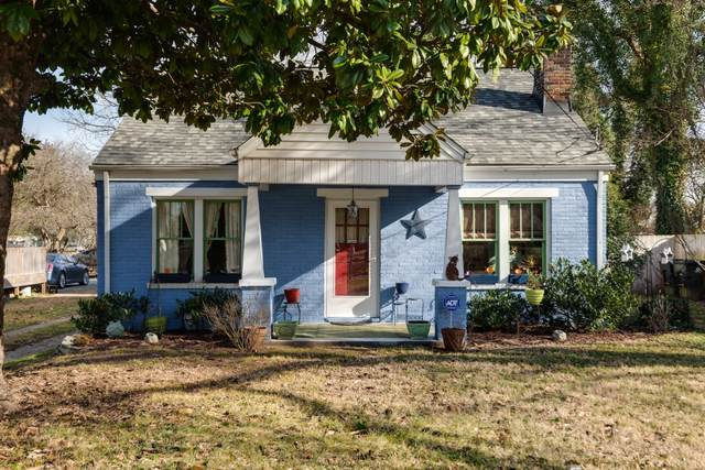 2109 Riverside Drive, Nashville, TN 37216 (MLS #RTC2222433) :: Felts Partners