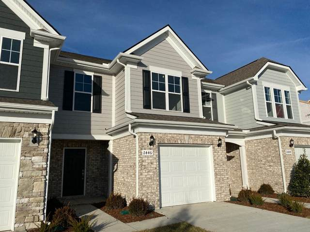 2446 Salem Creek Court, Murfreesboro, TN 37128 (MLS #RTC2222434) :: The Milam Group at Fridrich & Clark Realty