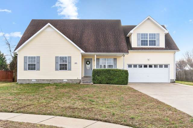 1372 Man O War Court, Clarksville, TN 37042 (MLS #RTC2222436) :: RE/MAX Homes And Estates
