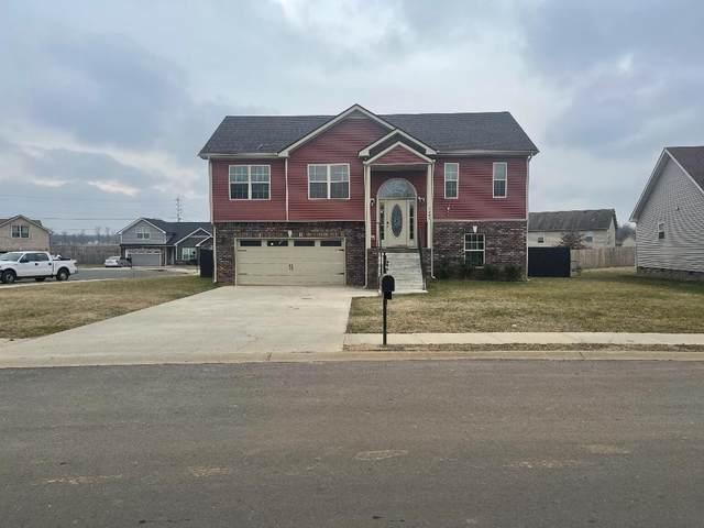 2089 Jackie Lorraine Dr, Clarksville, TN 37042 (MLS #RTC2222461) :: Village Real Estate