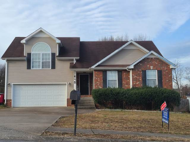 2840 Sharpie Dr, Clarksville, TN 37040 (MLS #RTC2222527) :: RE/MAX Homes And Estates
