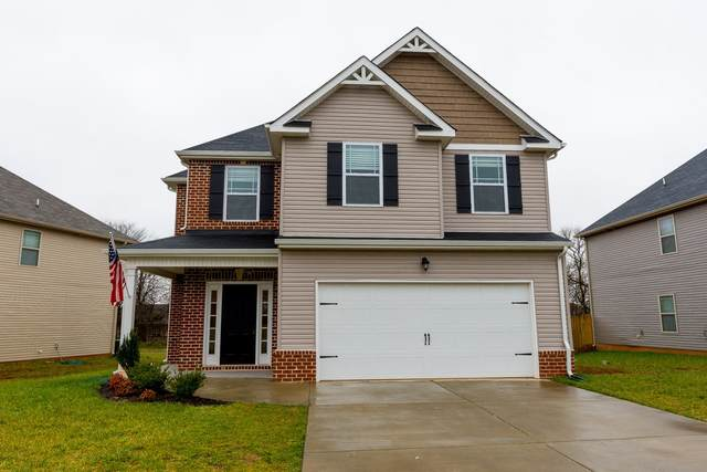 1052 Thrasher Dr, Clarksville, TN 37040 (MLS #RTC2222542) :: RE/MAX Homes And Estates