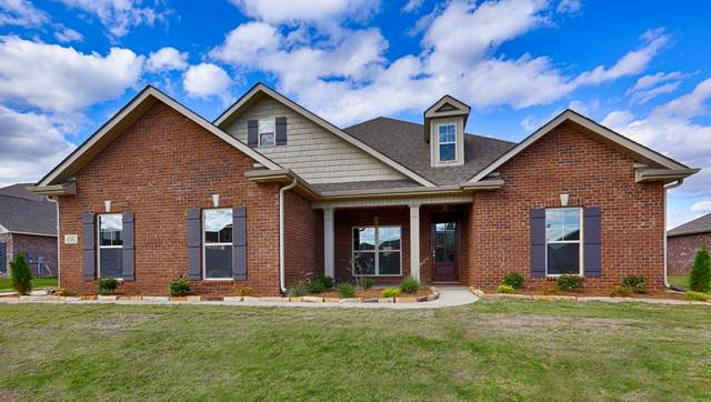 305 Greymoor Lane, Cookeville, TN 38501 (MLS #RTC2222560) :: The Milam Group at Fridrich & Clark Realty
