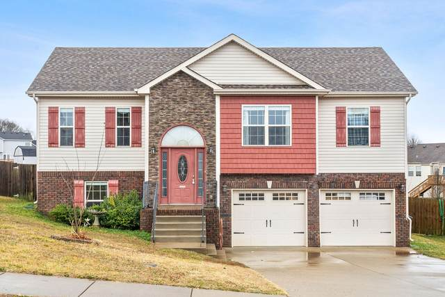 1893 Eisenhower Rd, Clarksville, TN 37042 (MLS #RTC2222568) :: Your Perfect Property Team powered by Clarksville.com Realty