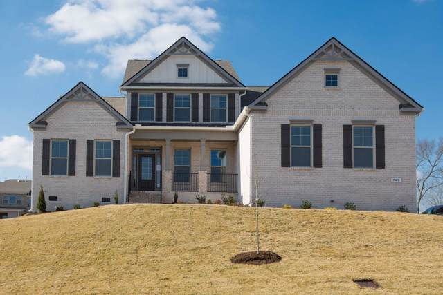 304 Greymoor Lane, Cookeville, TN 38501 (MLS #RTC2222569) :: The Milam Group at Fridrich & Clark Realty