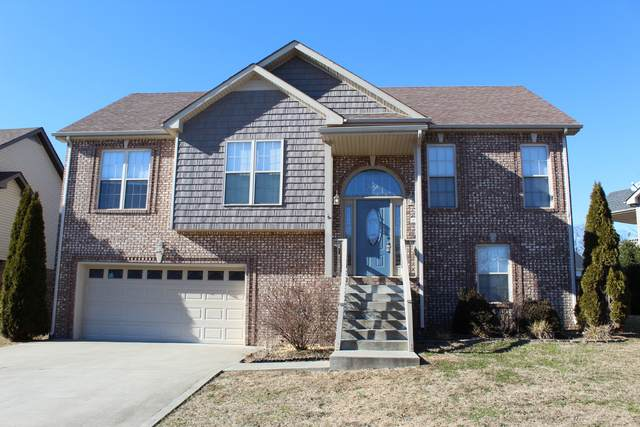 3708 Windmill Ct, Clarksville, TN 37040 (MLS #RTC2222639) :: The Milam Group at Fridrich & Clark Realty