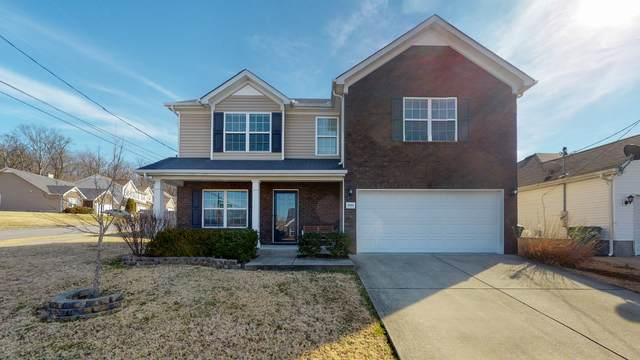 9001 Ristau Dr, Antioch, TN 37013 (MLS #RTC2222726) :: Nashville on the Move