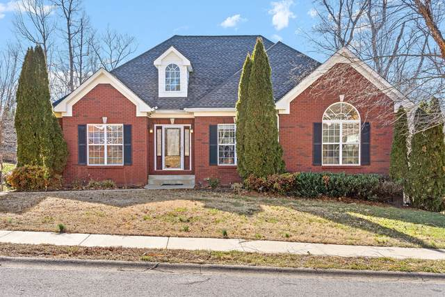 832 Brooke Valley Trce, Clarksville, TN 37043 (MLS #RTC2222745) :: Nashville on the Move
