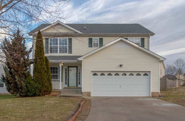 938 Commission Drive, Clarksville, TN 37042 (MLS #RTC2222772) :: Ashley Claire Real Estate - Benchmark Realty