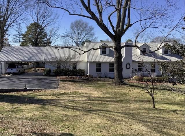 1012 Lewisburg Hwy, Fayetteville, TN 37334 (MLS #RTC2222793) :: Nashville Home Guru