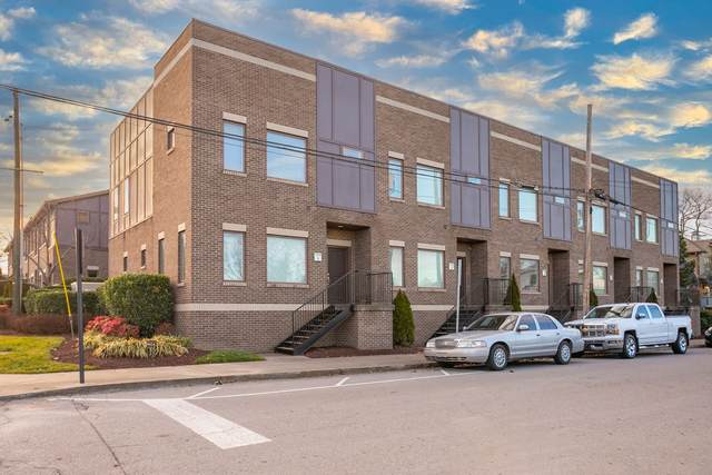 1701 6th Ave N #3, Nashville, TN 37208 (MLS #RTC2222796) :: Nashville on the Move