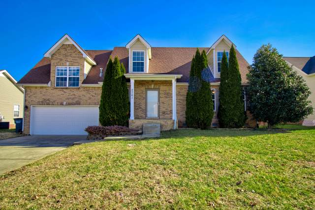 2761 Ridgepole Dr, Clarksville, TN 37040 (MLS #RTC2222801) :: Village Real Estate