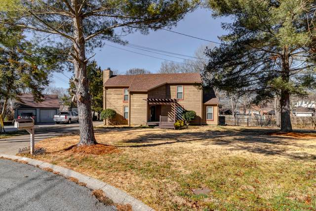 5940 New Hope Ct, Hermitage, TN 37076 (MLS #RTC2222830) :: FYKES Realty Group